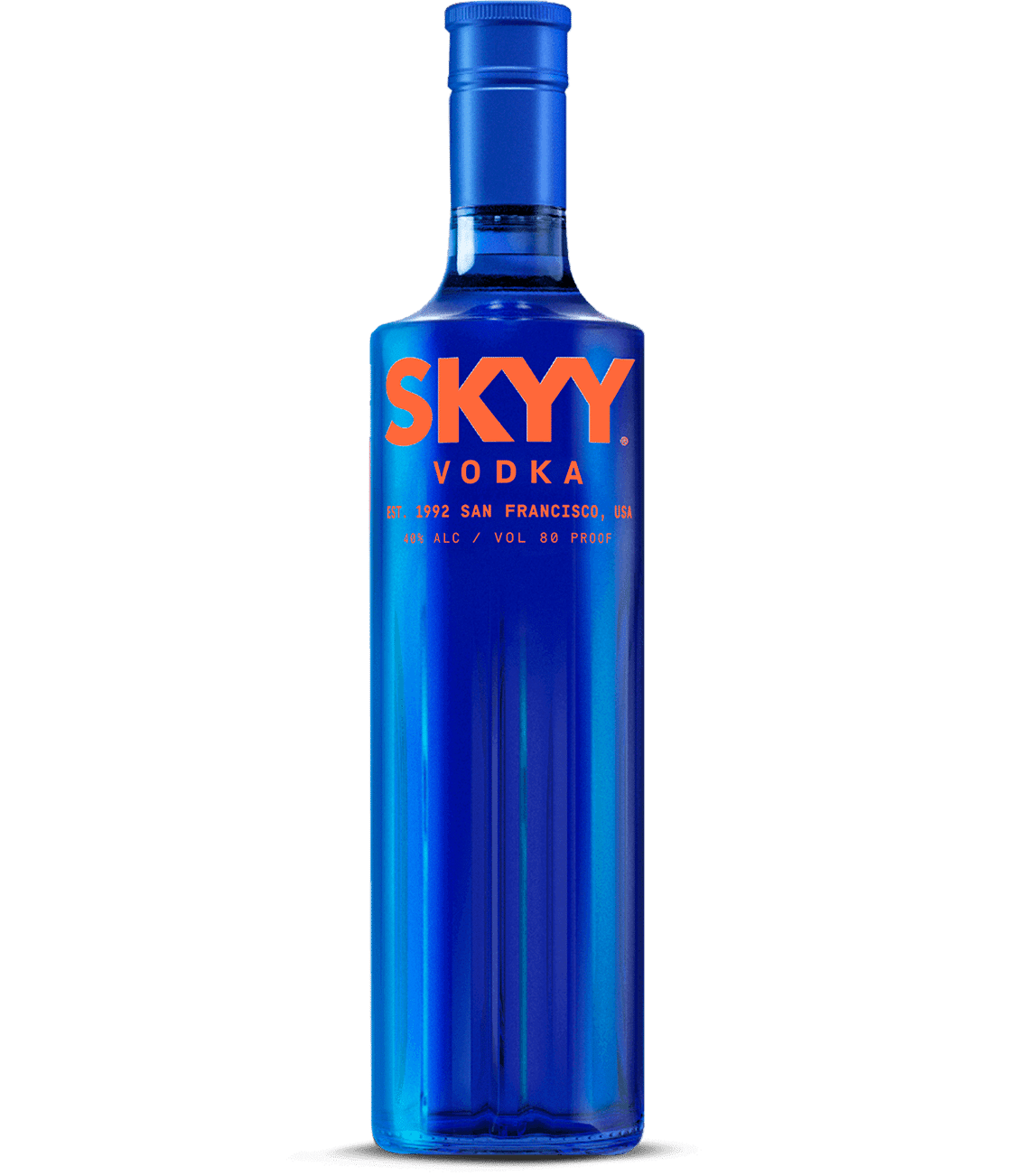SKYY Infusions Watermelon Vodka bottle for product page